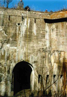 Исследования на Форту №2 Владивостокской крепости