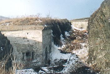 Форт Суворова. Одиночный кофр