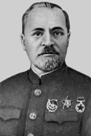 Комендант-комиссар Владивостокского Укрепленного района комдив [=генерал-лейтенант] Алексей Борисович Елисеев